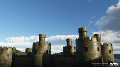 EU Great Britain Central - Microsoft Flight Simulator screenshot