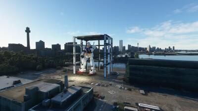 SamScene3D Tokyo Landmarks Enhanced screenshot