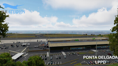LPPD Ponta Delgada João Paulo II Airport screenshot