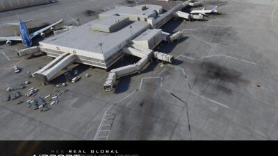 REX Real Global Airport Textures screenshot