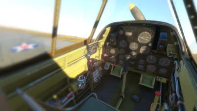 P-40B Tomahawk screenshot