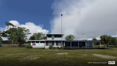 YBTH Bathurst Airport screenshot