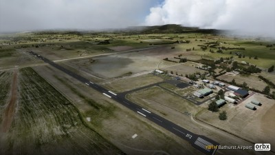 YBTH Bathurst Airport screenshot