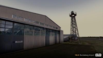 YBUD Bundaberg Airport screenshot
