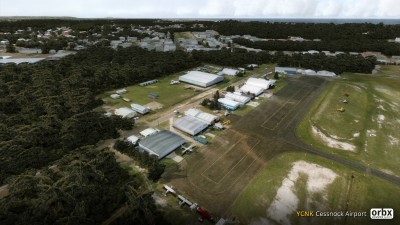 YCDR Caloundra Airport screenshot
