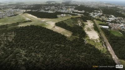 YCDR Caloundra Airport screenshot