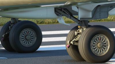 Aerosoft CRJ 550/700 - Microsoft Flight Simulator screenshot