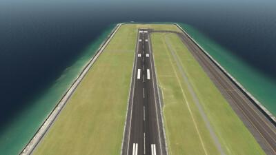 WADD Ngurah Rai International (Bali) Airport - X-Plane 11 screenshot