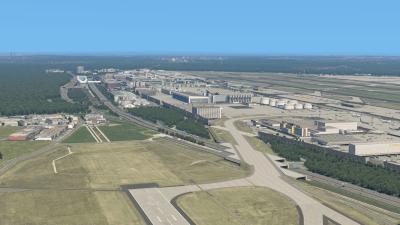 EDDF Frankfurt Airport - X-Plane 11 screenshot