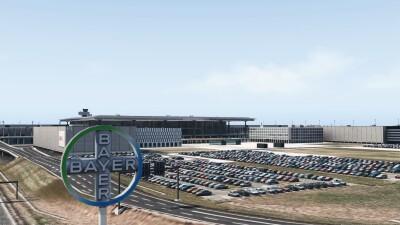 EDDB Berlin Brandenburg Airport - X-Plane 11 screenshot