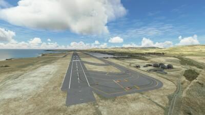 GCFV Fuerteventura Airport - Microsoft Flight Simulator screenshot