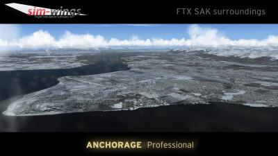 PANC Ted Stevens Anchorage International Airport screenshot
