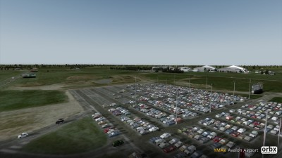 YMAV Avalon Airport screenshot