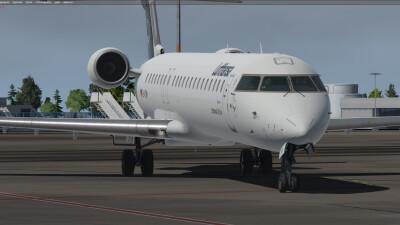 Aerosoft CRJ Professional screenshot