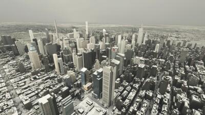 SamScene 3D New York City Times screenshot