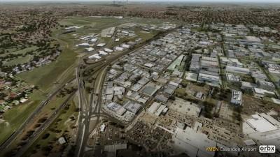 YMEN Essendon Airport screenshot