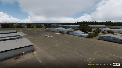 YMMB Moorabbin Airport screenshot