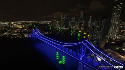 Brisbane River Run screenshot