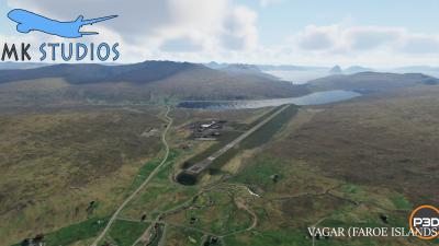 EKVG Vágar Airport screenshot
