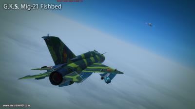 MiG-21Bis Fishbed (Standard Edition) screenshot