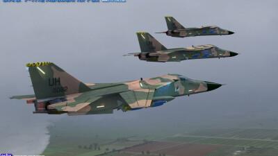 F-111 Aardvark (Standard Edition) screenshot
