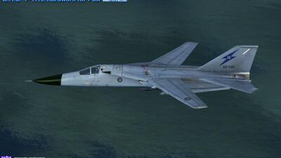 F-111 Aardvark (Collector's Edition) screenshot