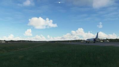 LPPR Porto Airport - Microsoft Flight Simulator screenshot