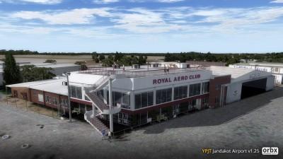 YPJT Perth Jandakot Airport screenshot