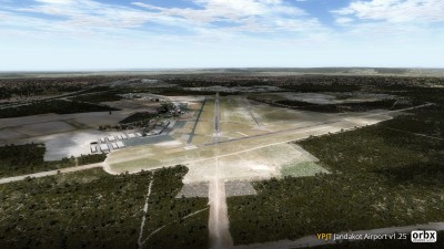YPJT Perth Jandakot Airport screenshot