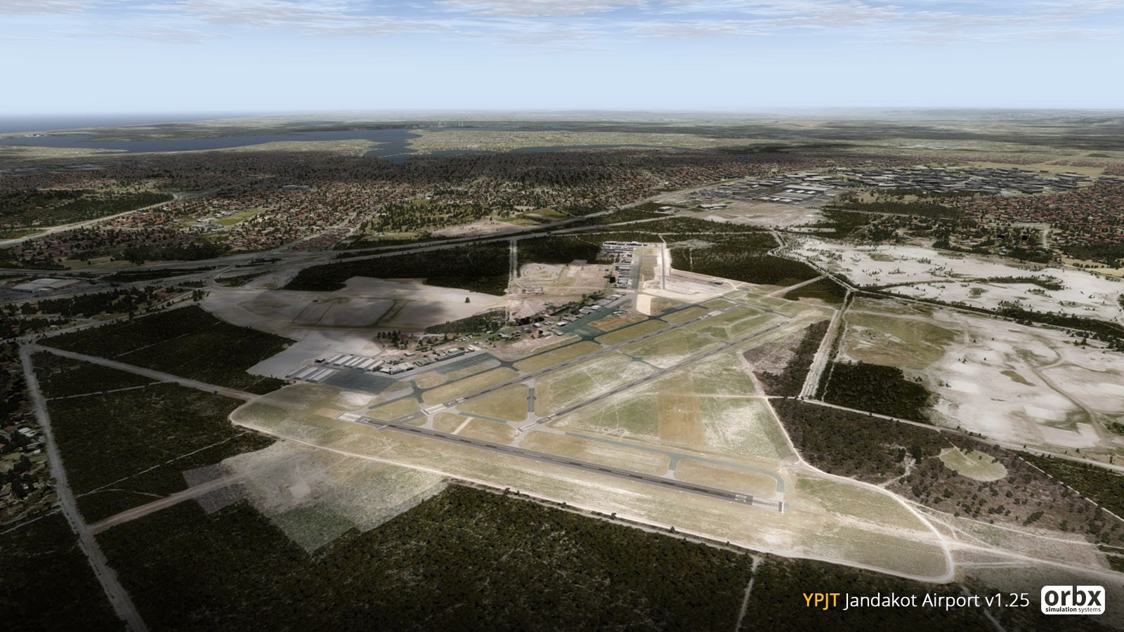 YPJT Perth Jandakot Airport