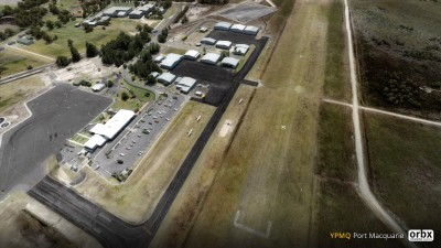 YPMQ Port Macquarie Airport screenshot