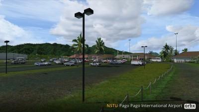 NSTU Pago Pago International Airport screenshot