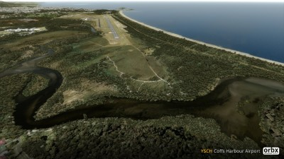 YSCH Coffs Harbour Airport screenshot