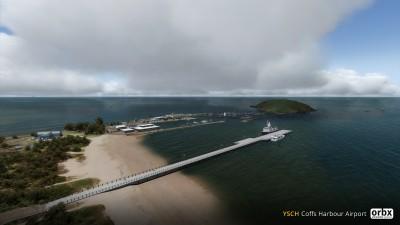 YSCH Coffs Harbour Airport screenshot