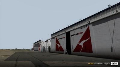 YSTW Tamworth Airport screenshot