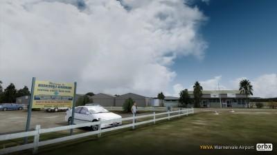 YWVA Warnervale Airport screenshot