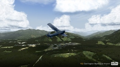 1S2 Darrington Municipal Airport screenshot
