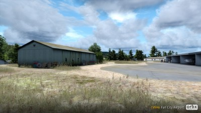 1WA6 Fall City Airport screenshot