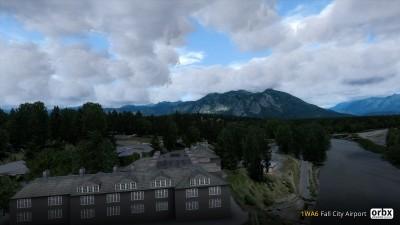 1WA6 Fall City Airport screenshot