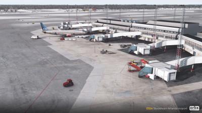 ESSA Stockholm Arlanda Airport screenshot