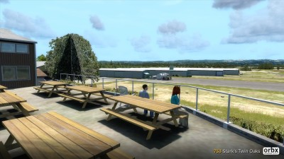 7S3 Stark's Twin Oaks Airpark screenshot