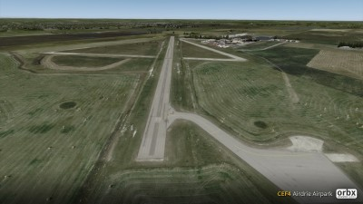 CEF4 Airdrie Airpark screenshot