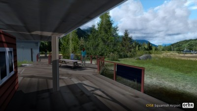 CYSE Squamish Airport screenshot